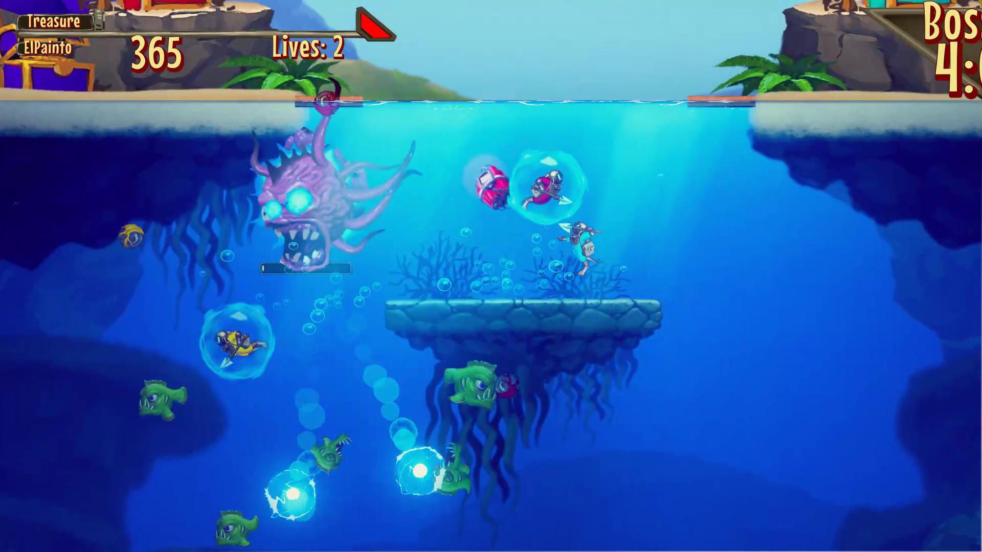 free download aqua energizer full version game