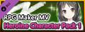 RPG Maker MV - Heroine Character Pack 1