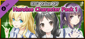 RPG Maker MV - Heroine Character Pack 1