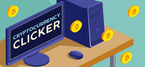 Cryptocurrency Clicker cover art