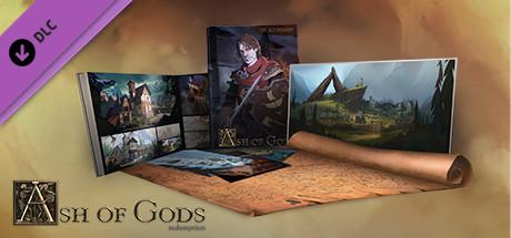 Ash of Gods - Digital Art Collection