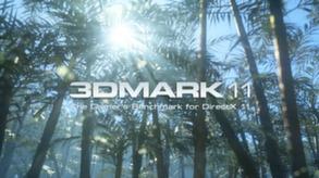 3DMark 11 video