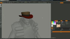 3DCoat 4.9 video