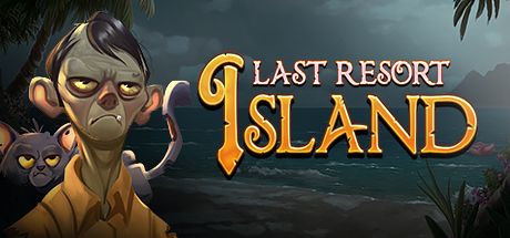 Last Resort Island cover art