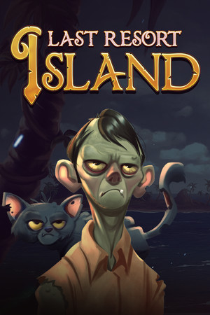 Last Resort Island poster image on Steam Backlog