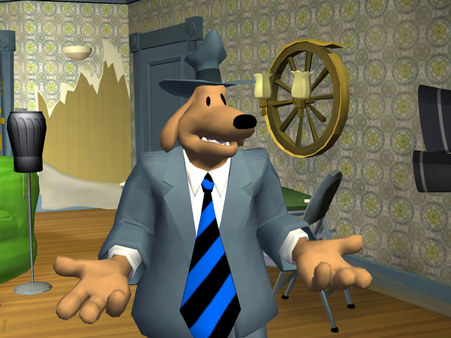 Скриншот из Sam & Max 102: Situation: Comedy