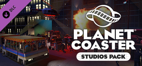 Image for Planet Coaster - Studios Pack