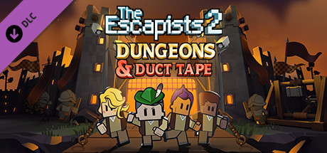The Escapists 2 Dungeons and Duct Tape PC Free Download