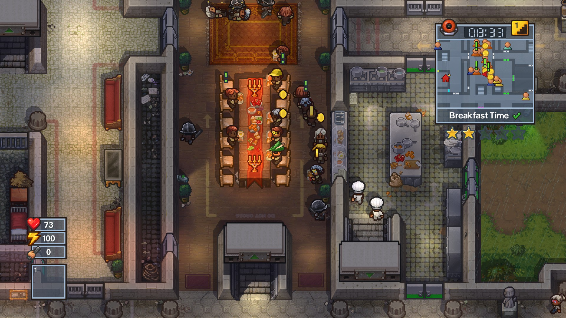 The Escapists 2 Dungeons And Duct Tape On Steam