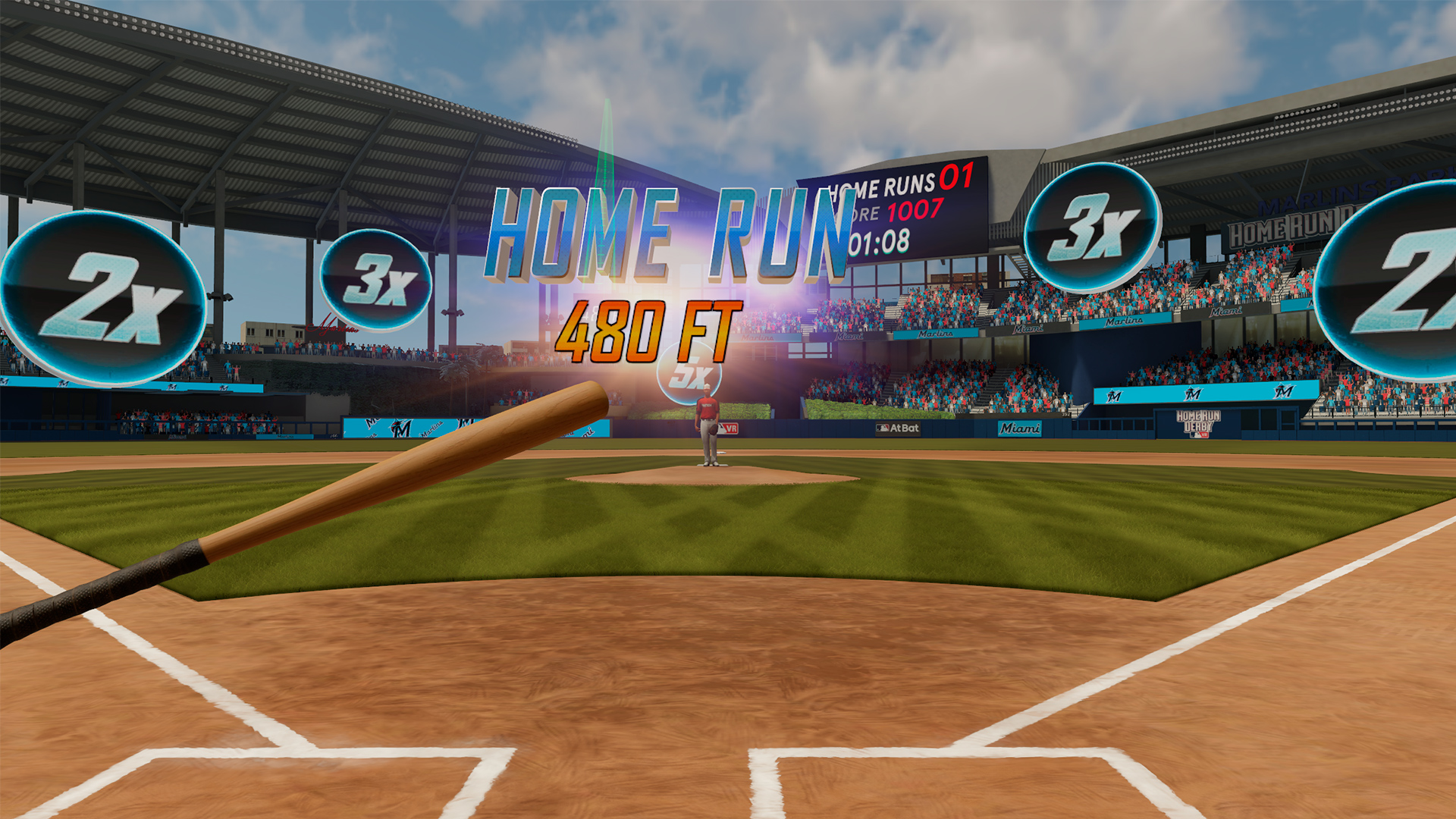 Home run derby pictures 2020