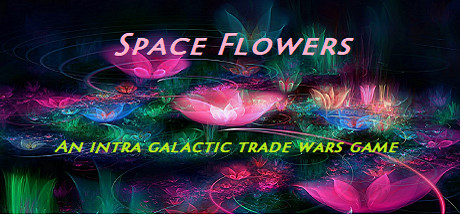 Space Flowers cover art