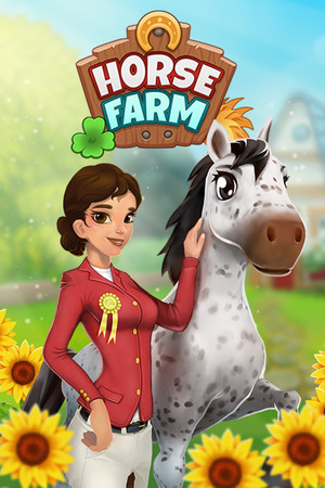Horse Farm poster image on Steam Backlog