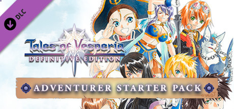 Tales of Vesperia: Definitive Edition Adventurer Starter Pack