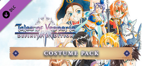 Tales of Vesperia: Definitive Edition Costume Pack