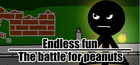 Endless Fun The battle for peanuts