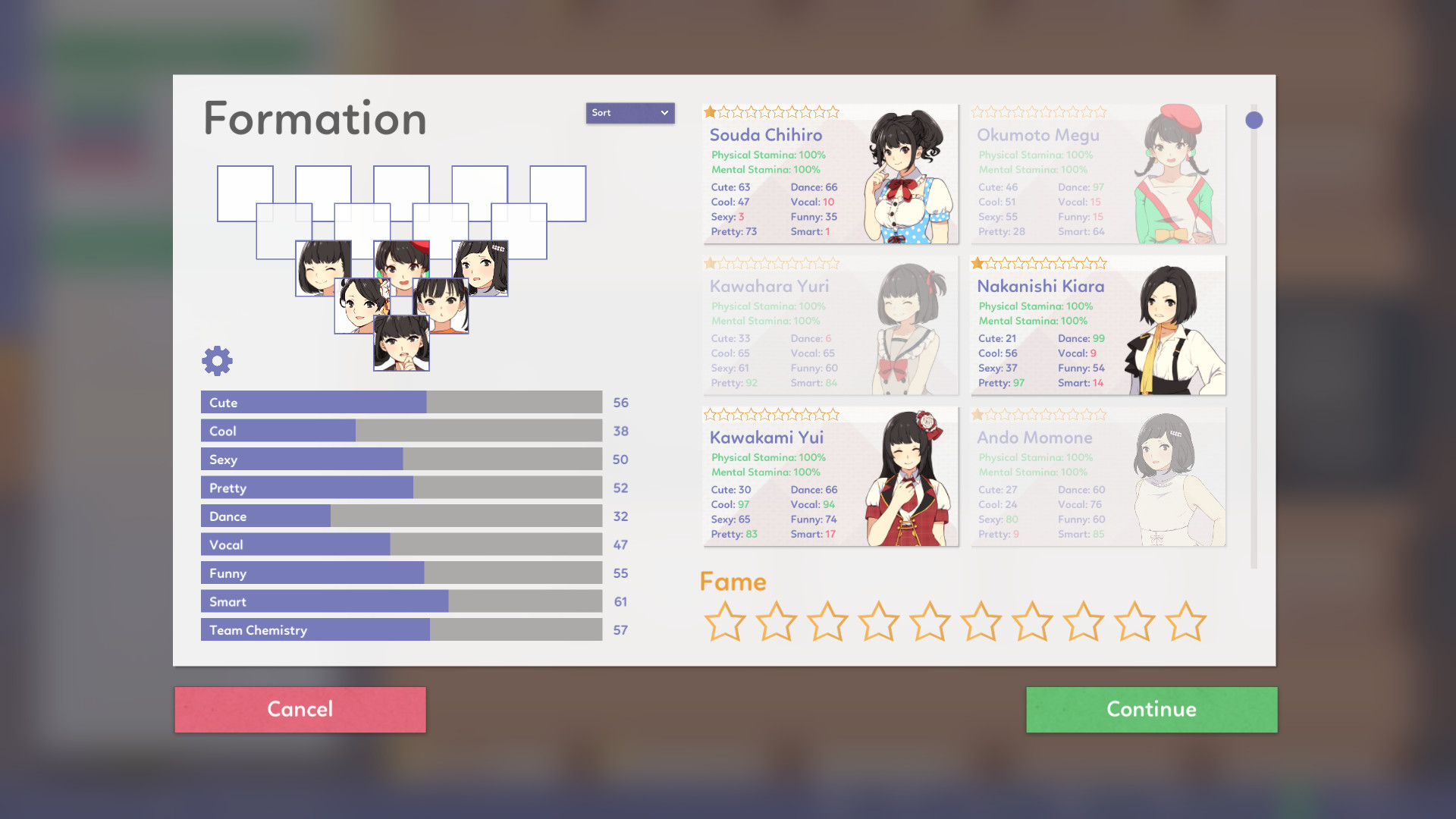 Idol Manager on Steam