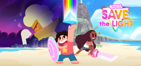 Steven Universe Save the Light [PT-BR] Capa