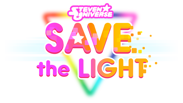 Steven Universe: Save the Light logo
