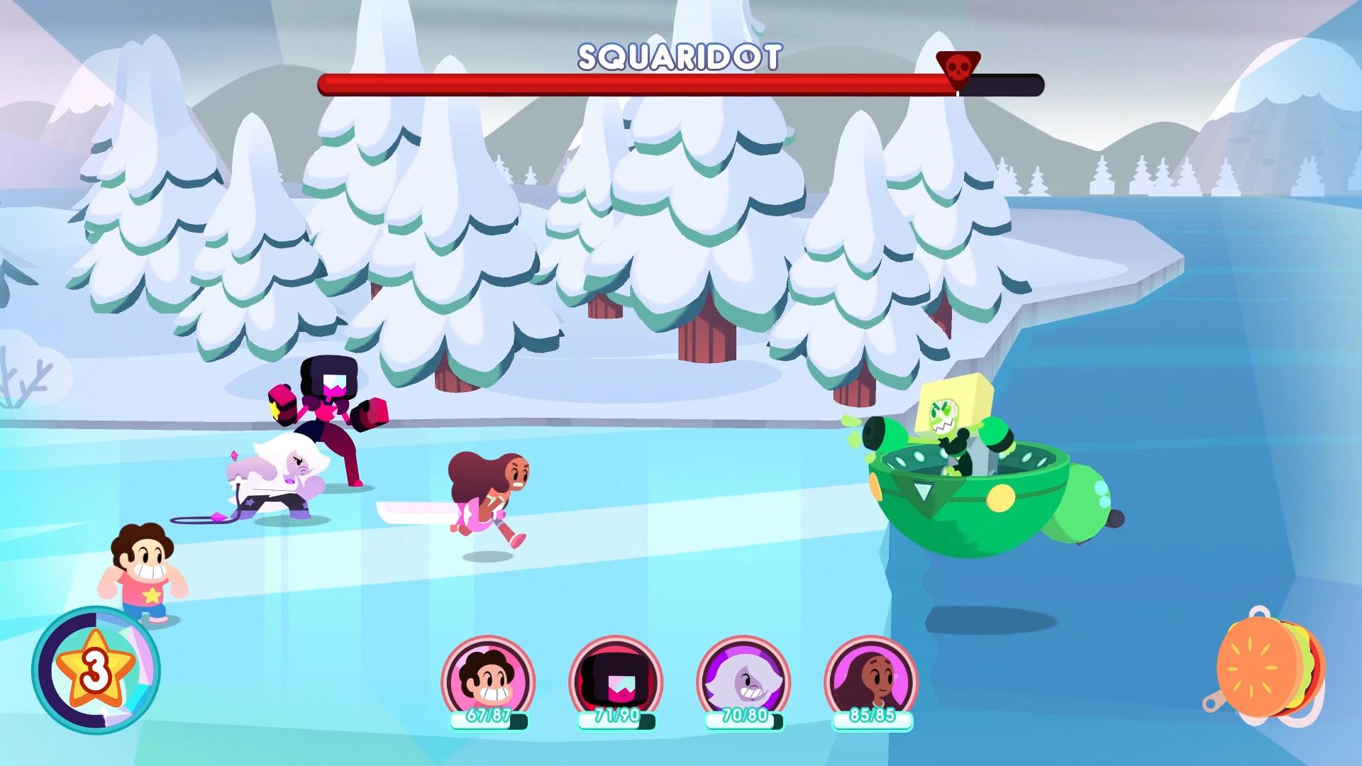 Steven Universe: Save the Light Screenshot 2