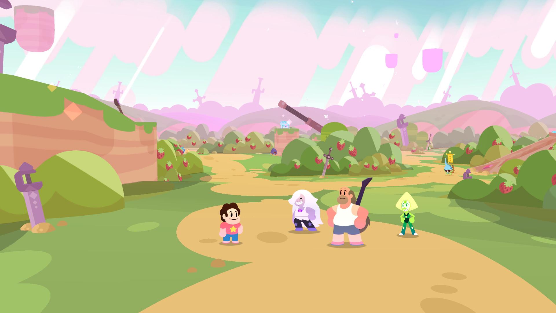 Steven Universe Save The Light On Steam