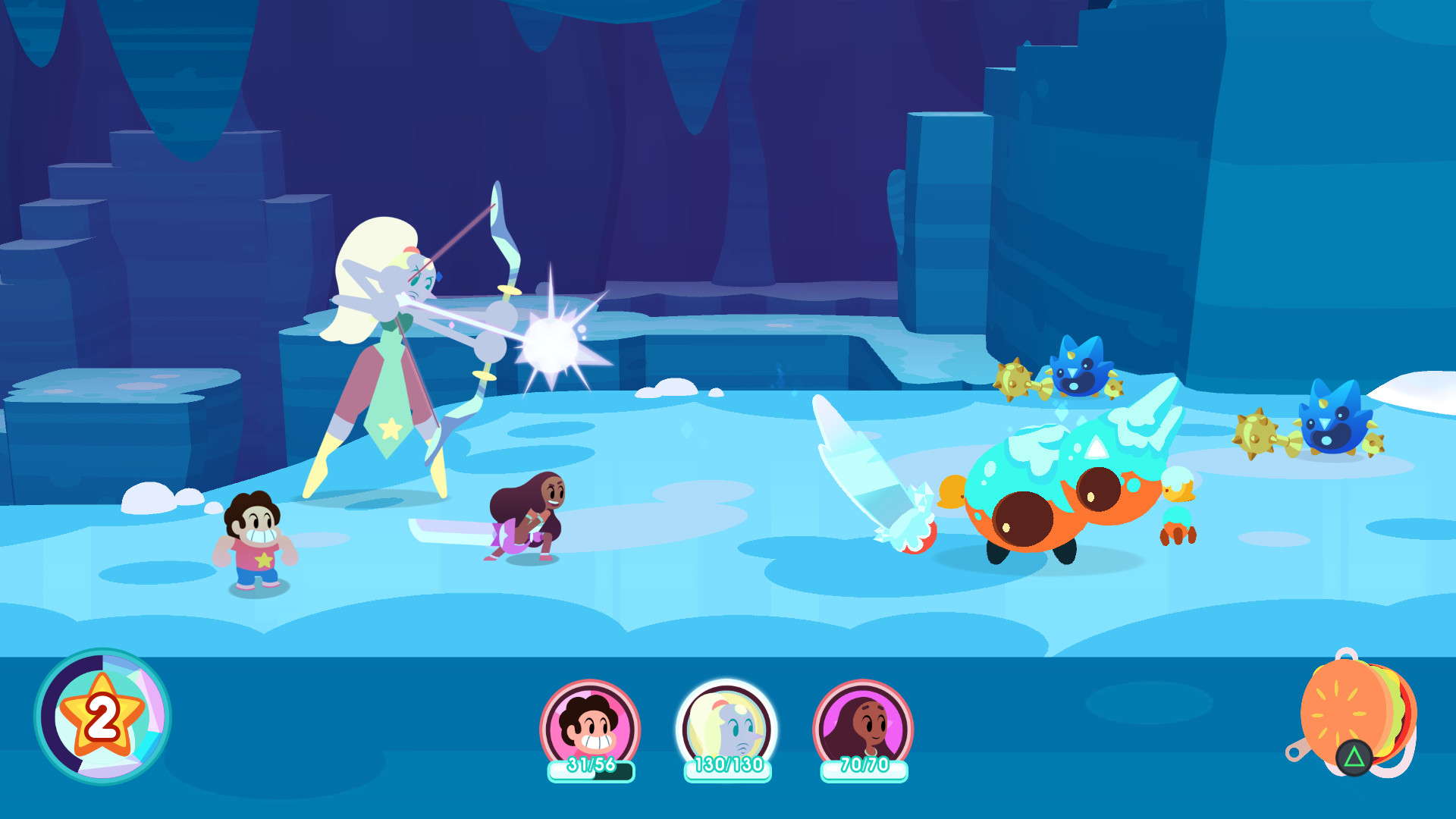 Steven Universe Save The Light Free Download Gametrex