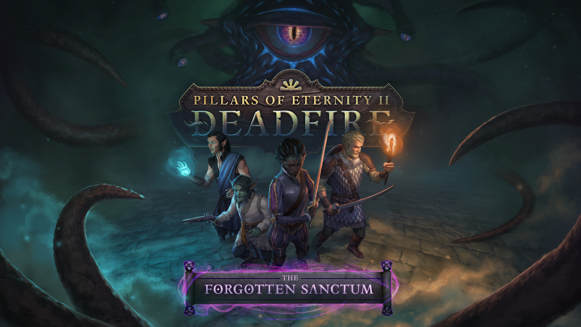 Pillars of Eternity II: Deadfire - The Forgotten Sanctum Torrent Download