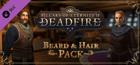 View Pillars of Eternity II - Beard and Hair Pack on IsThereAnyDeal