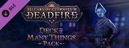 Pillars of Eternity II: Deadfire - The Deck of Many Things