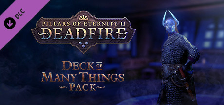 Pillars Of Eternity Ii Deadfire The Deck Of Many Things On Steam