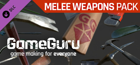 GameGuru - Melee Weapons Pack