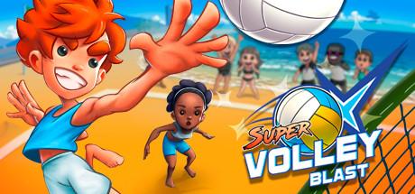 Super Volley Blast [PT-BR] Capa