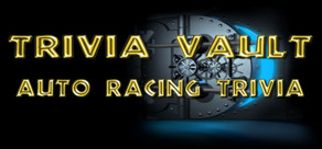 Trivia Vault: Auto Racing Trivia cover art
