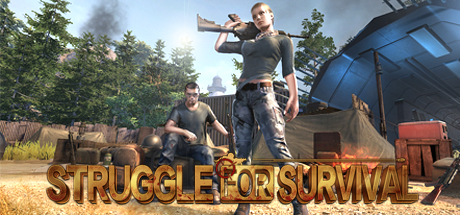 Struggle For Survival VR : Battle Royale
