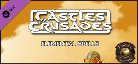 Fantasy Grounds - Elemental Spells (Castles & Crusades)