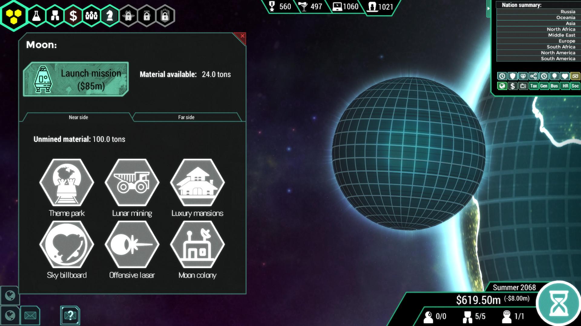Spinnortality | cyberpunk management sim [2019|Eng|Multi2]