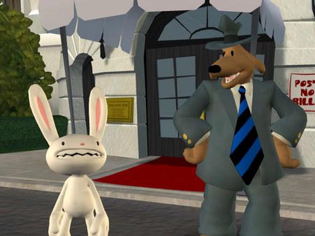 Скриншот из Sam & Max 104: Abe Lincoln Must Die!