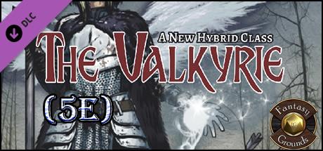Fantasy Grounds - The Valkyrie: A New Hybrid Class (5E)