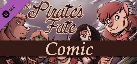The Pirate's Fate - Comic