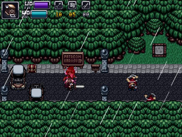 Erinye Demo on Steam