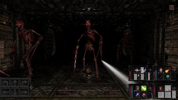 Dungeon Of Dragon Knight ScreenShot 1