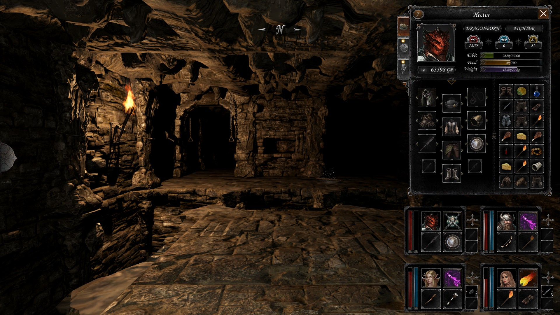 RPG old school : Dungeon Master, Eye Of Beholder, Grimrock.. - Page 7 Ss_809f645256b819939c29cedbd3e9b33a3870eefc.1920x1080