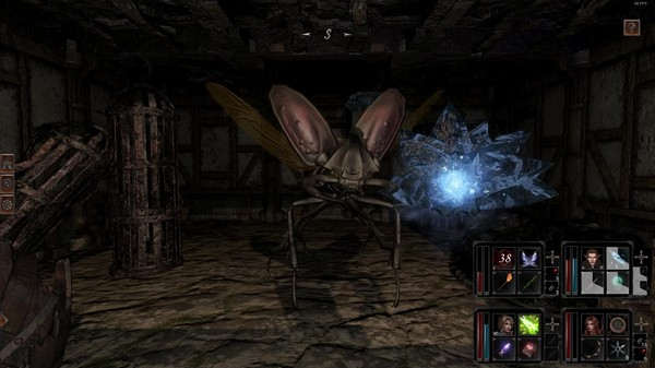 Dungeon Of Dragon Knight ScreenShot 2