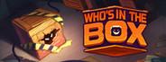 Who's in the Box? capsule logo