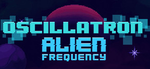 Oscillatron: Alien Frequency cover art