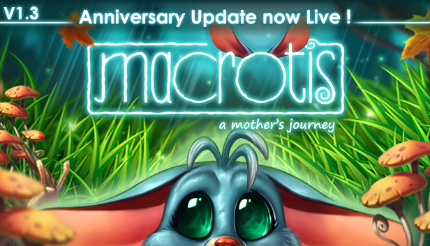 Macrotis: A Mother's Journey on Steam