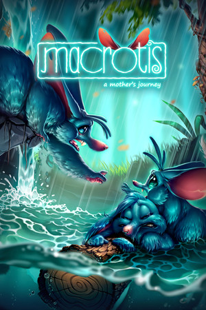 Macrotis: A Mother's Journey poster image on Steam Backlog