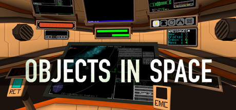 Objects in Space Game