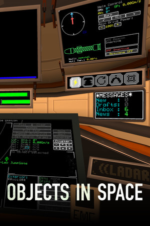 Objects in Space poster image on Steam Backlog