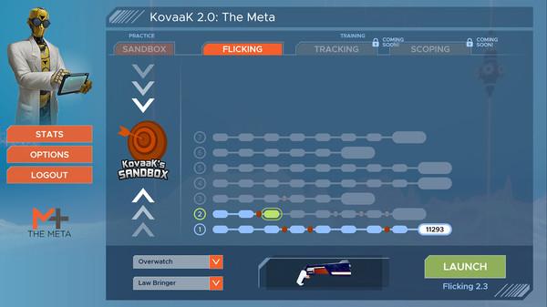 Скриншот №5 к KovaaK 2.0