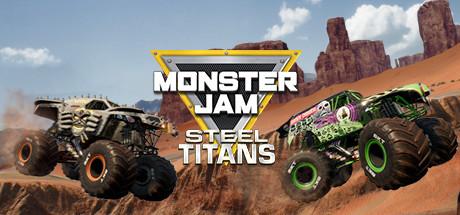 Monster Jam Steel Titans [PT-BR] Capa